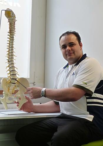 Benjamin Schwank - Physiotherapiepraxis Stuttgart