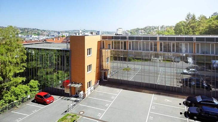 Galenus Klinik Stuttgart - Physiotherapie B.Schwank